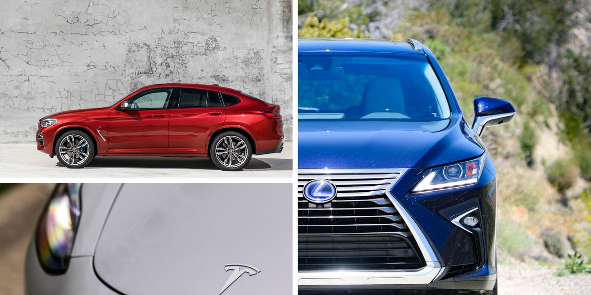 10 Best American Luxury Cars: 10 Best-Selling Luxury Cars And SUVs In America In 2018