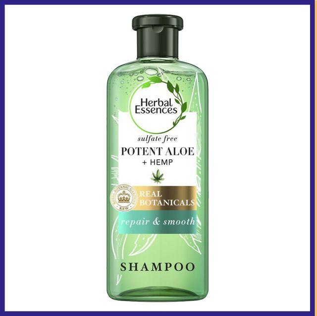 best dry hair shampoo