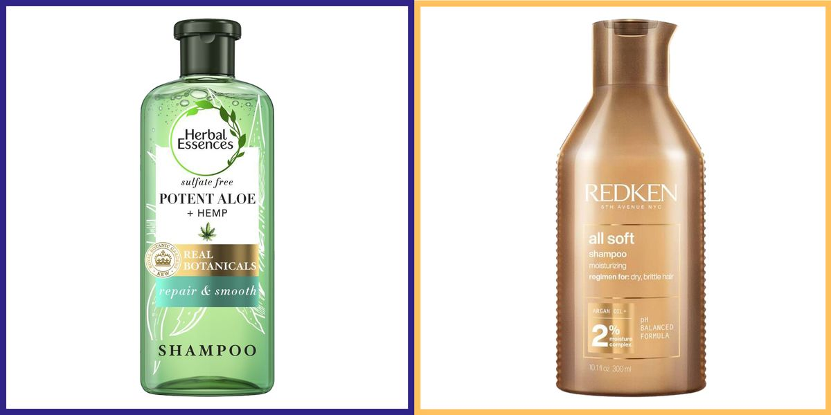 15 hydrating shampoos for dry hair that really work