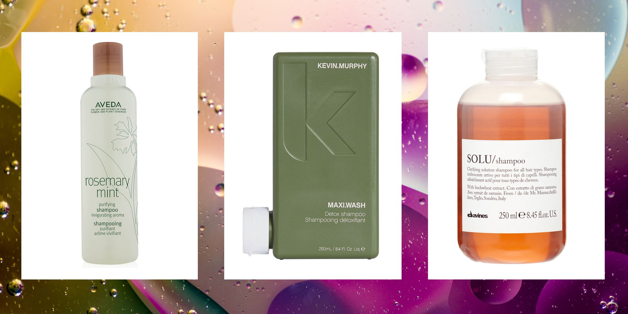 Best shampoo for greasy hair 2019 - 9 formulas tested by us