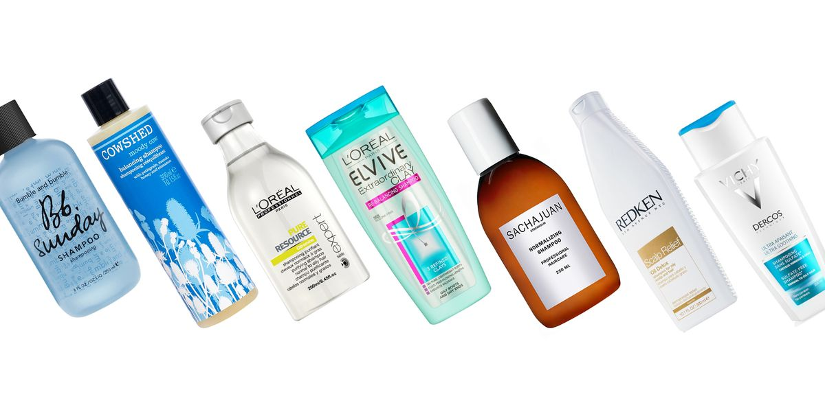 Best shampoo for greasy hair 2017: 7 formulas ranked by us