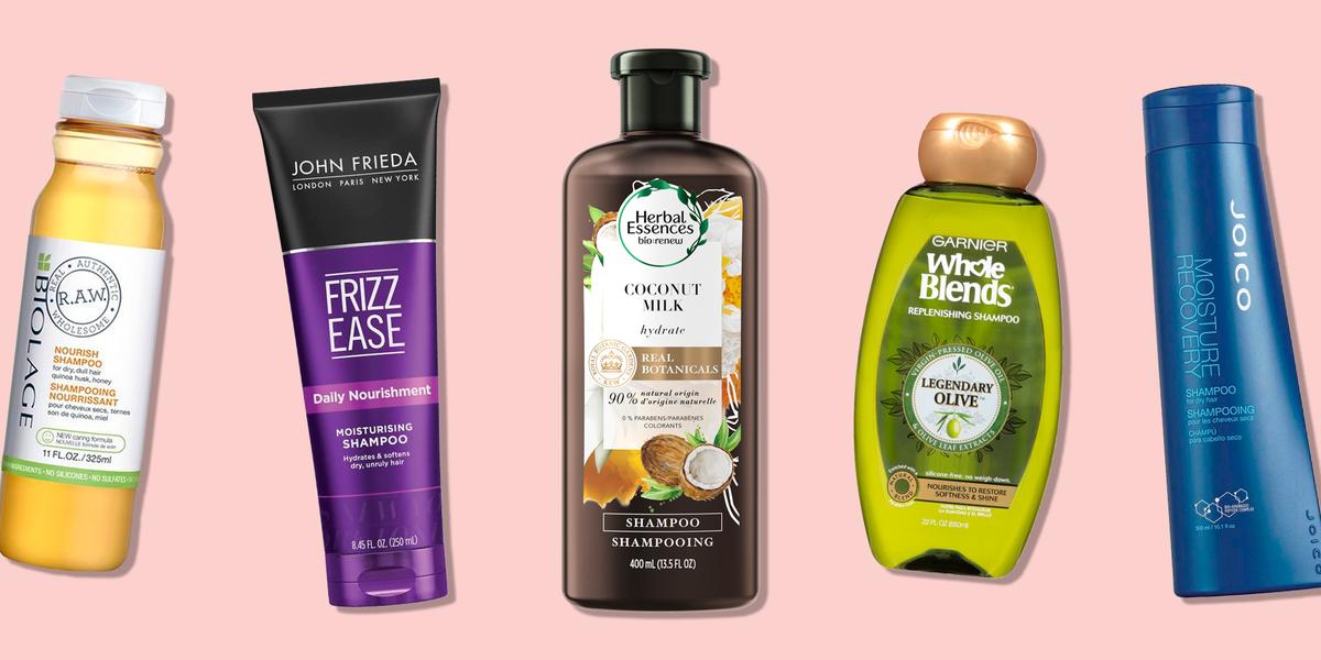 11 Best Shampoos for Dry Hair 2021 - Moisturizing & Hydrating Shampoos