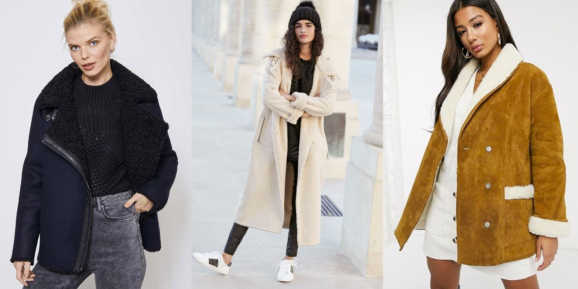 The best shearling jackets to buy now