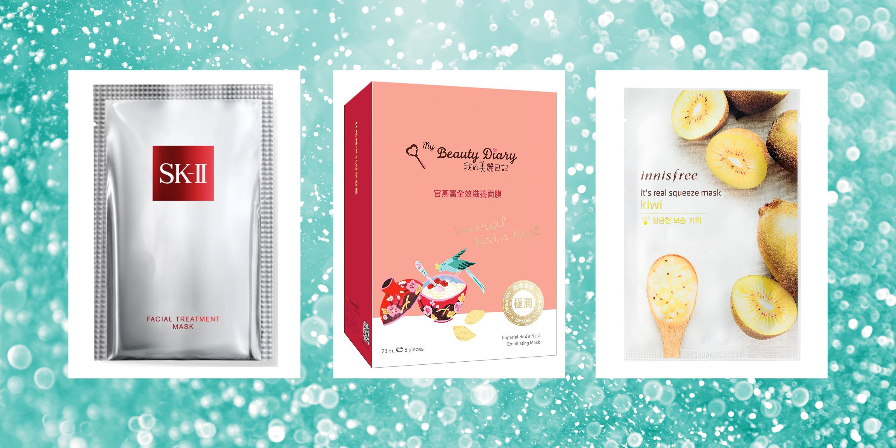 The 7 Best Sheet Masks According To Reddit