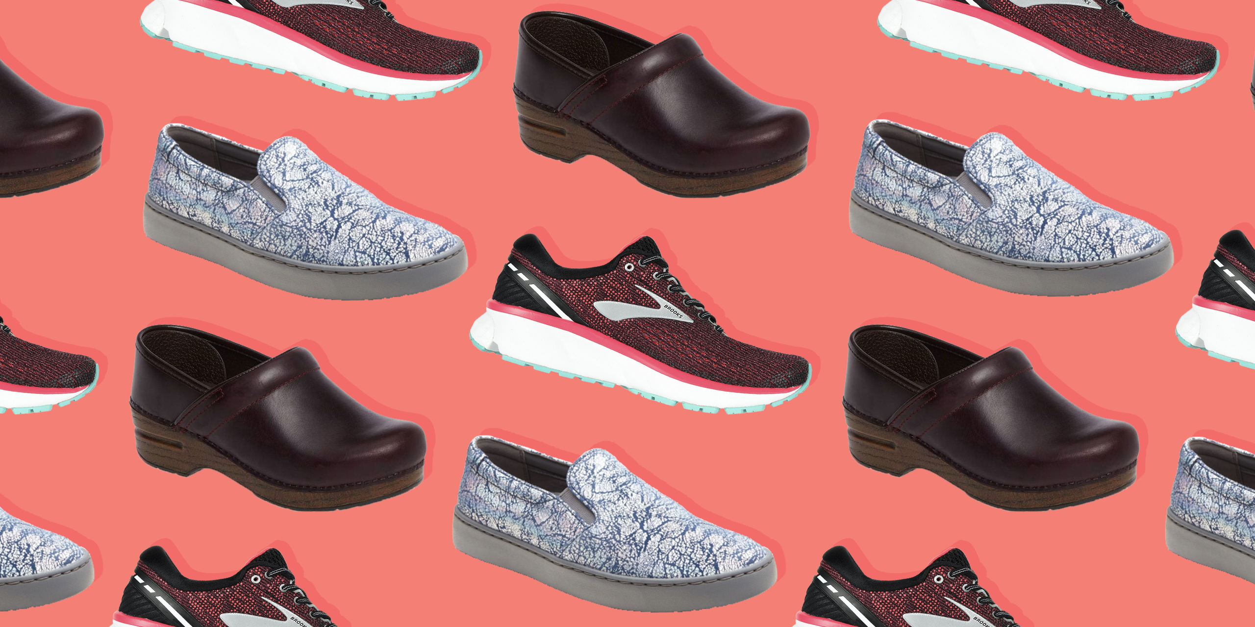 9 Best Shoes for Nurses \u0026 Standing All Day 2020, Say Podiatrists