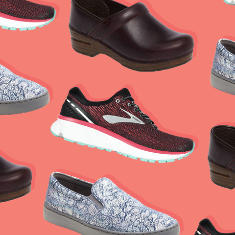 34e7ca168a 9 Best Shoes for Nurses and Other Workers Who Stand All Day, According to  Podiatrists