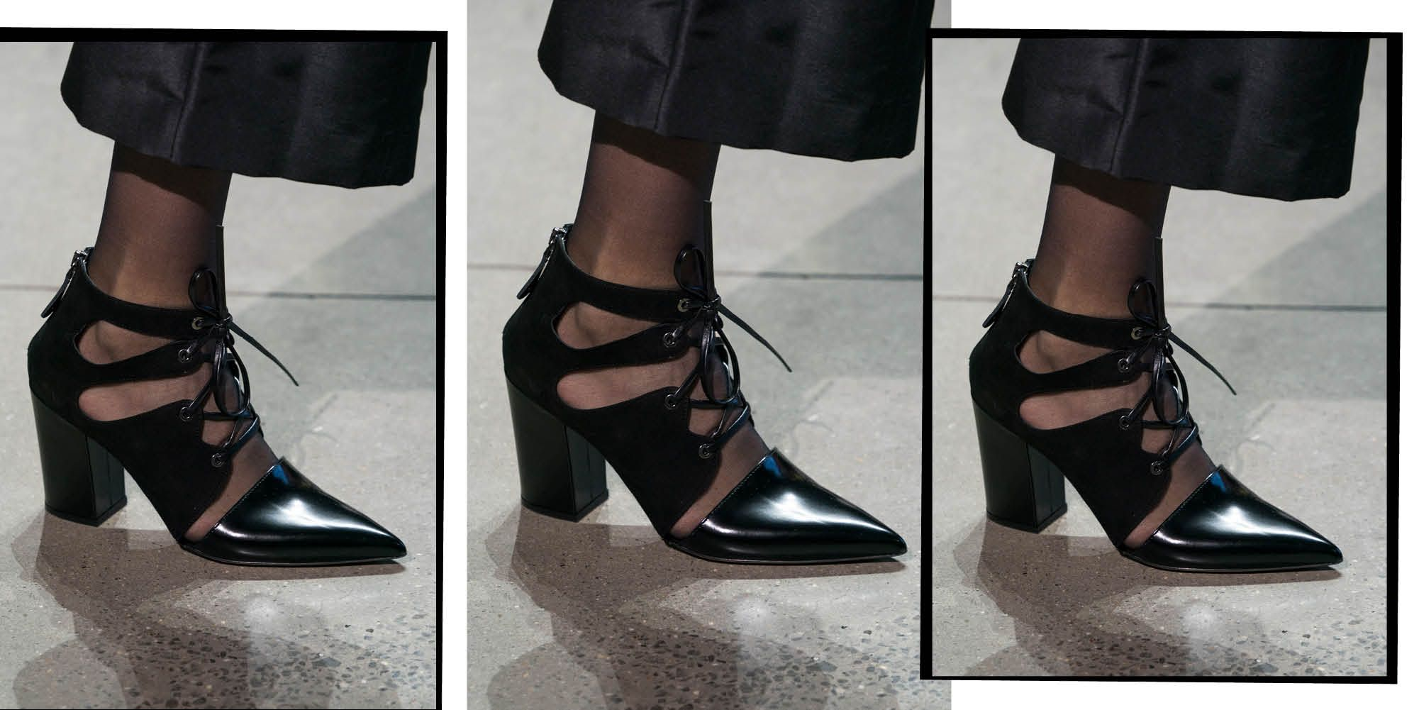best shoes NYFW AW19