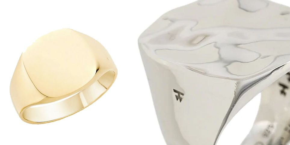The Best Signet Rings To Channel Your Inner Don Corleone