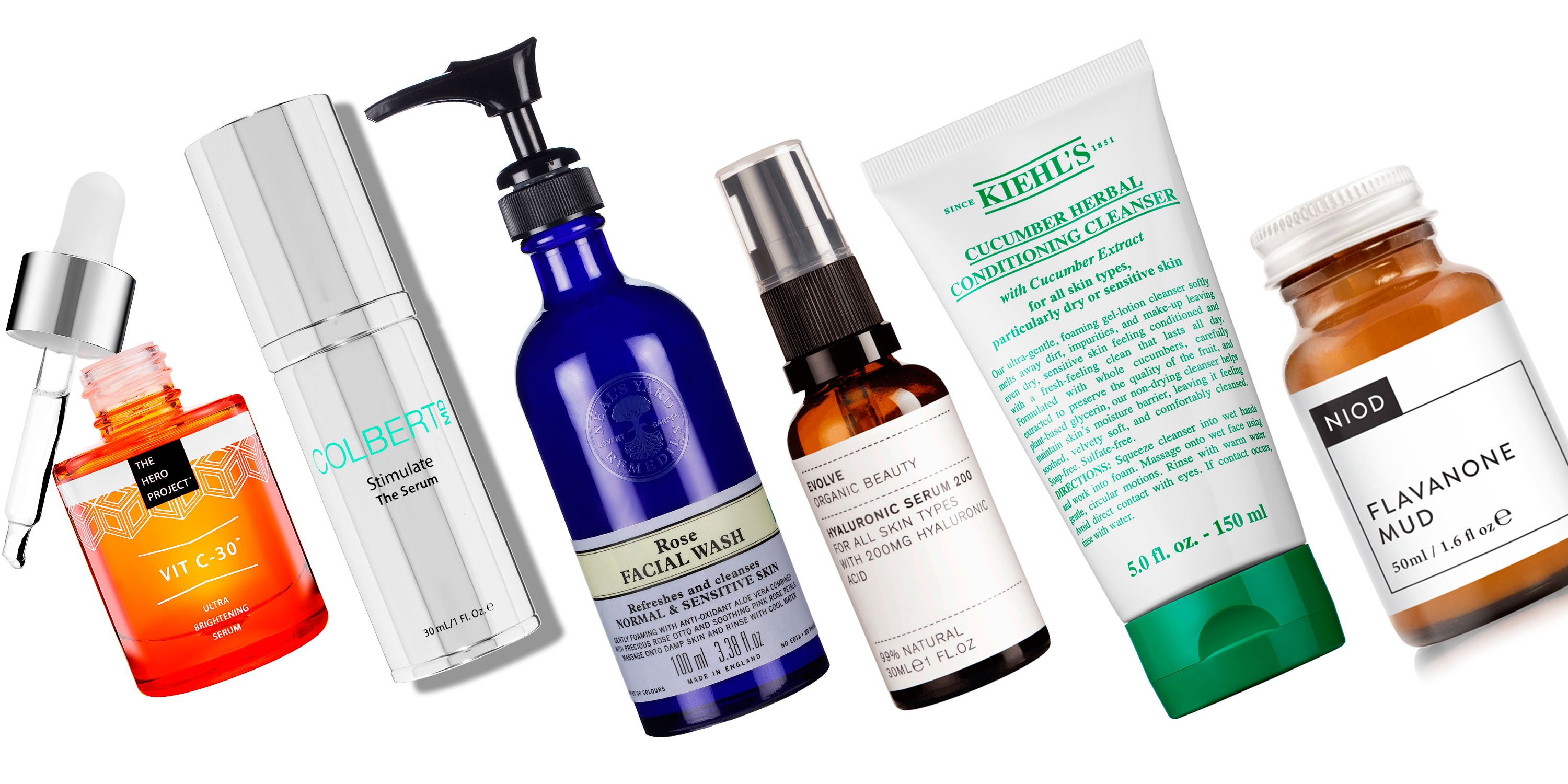 Facial products that galleries