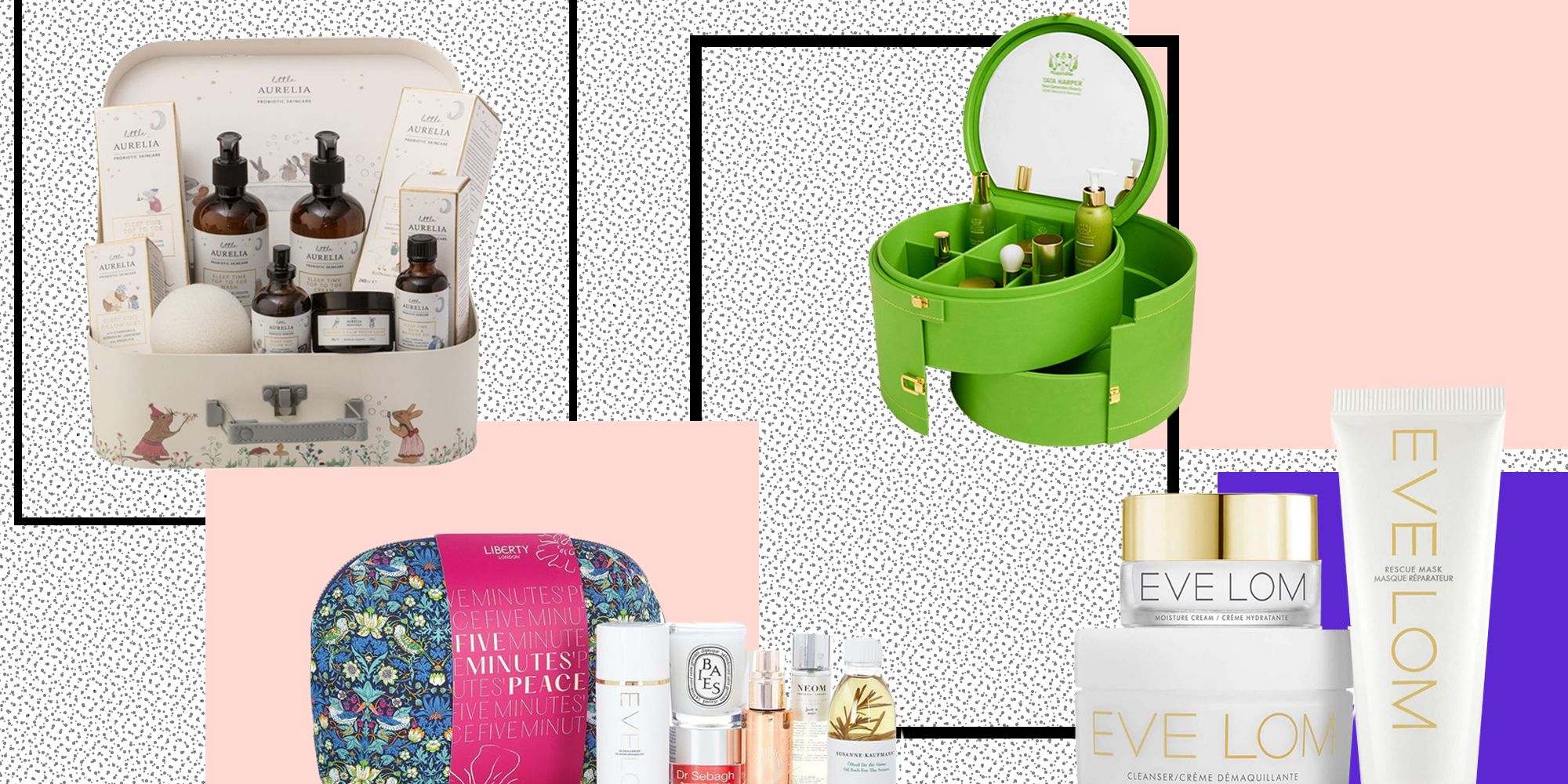 peace perfume gift set
