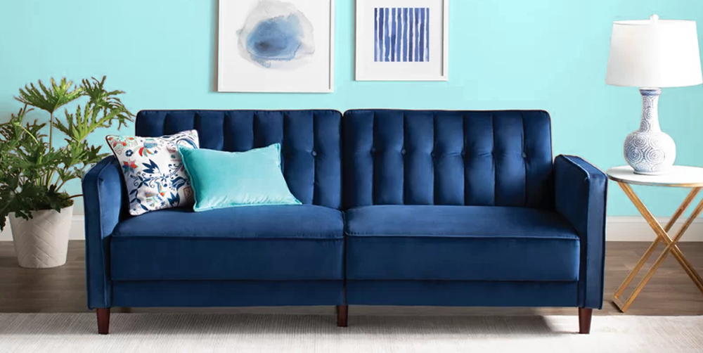 This Comfy Sleeper Sofa Is a Must-Have for House Guests