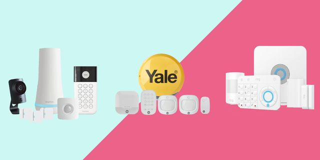 Best Smart Alarm Systems 2020 Best Wireless Home Security Systems