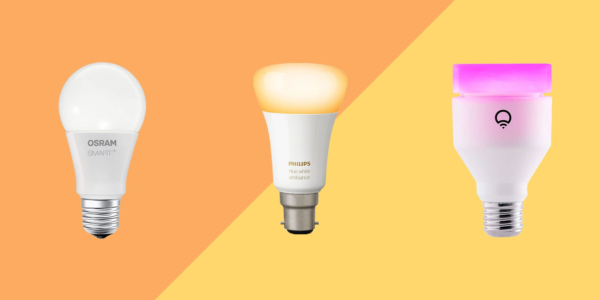 Ikea Tradfri vs Philips Hue vs Lifx
