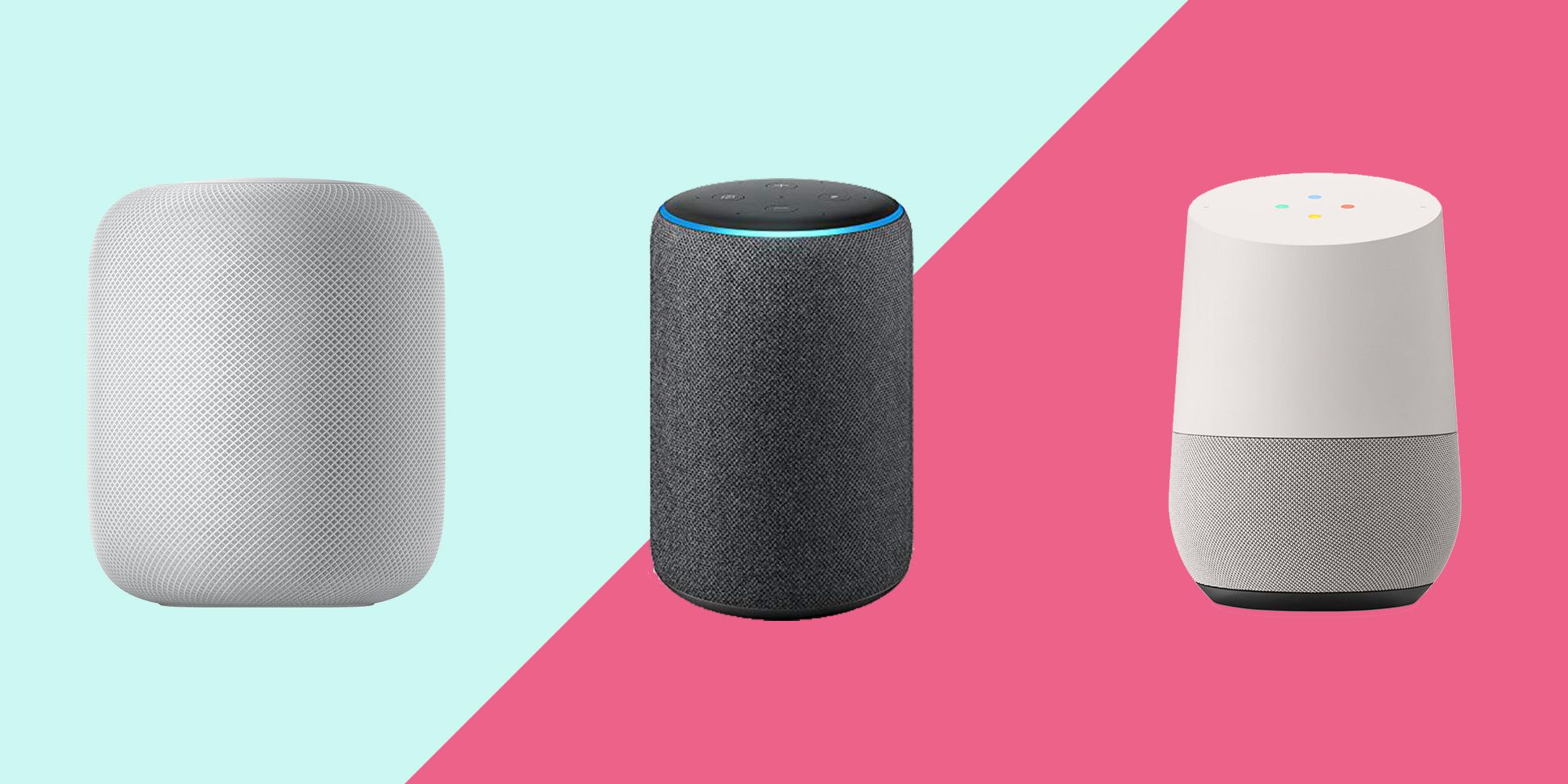 alarm google home mini all speakers