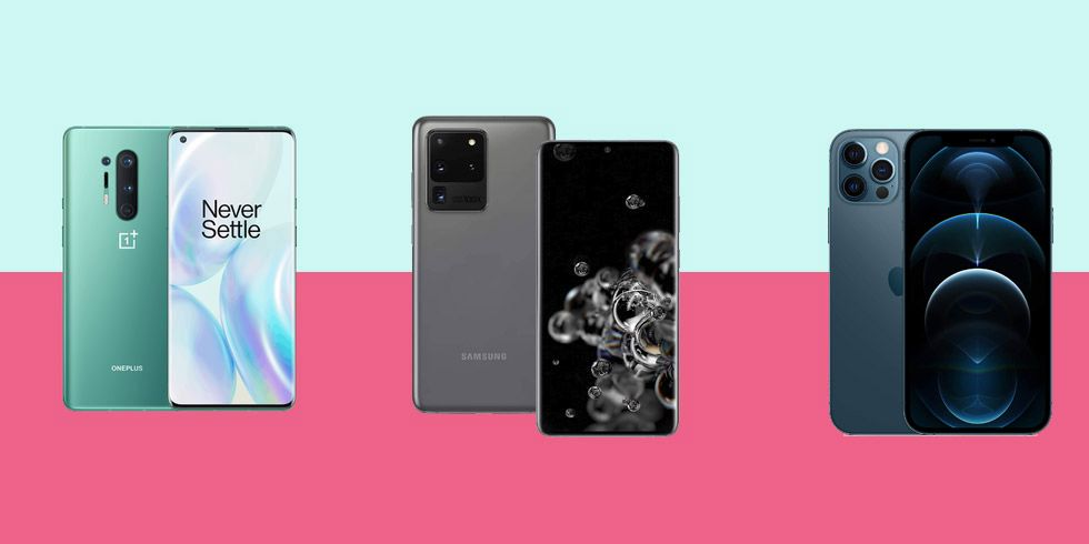 The best smartphones for taking photos in 2020