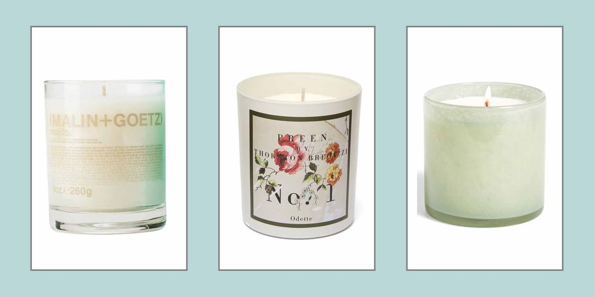 20 Fragrant Candles Best Smelling