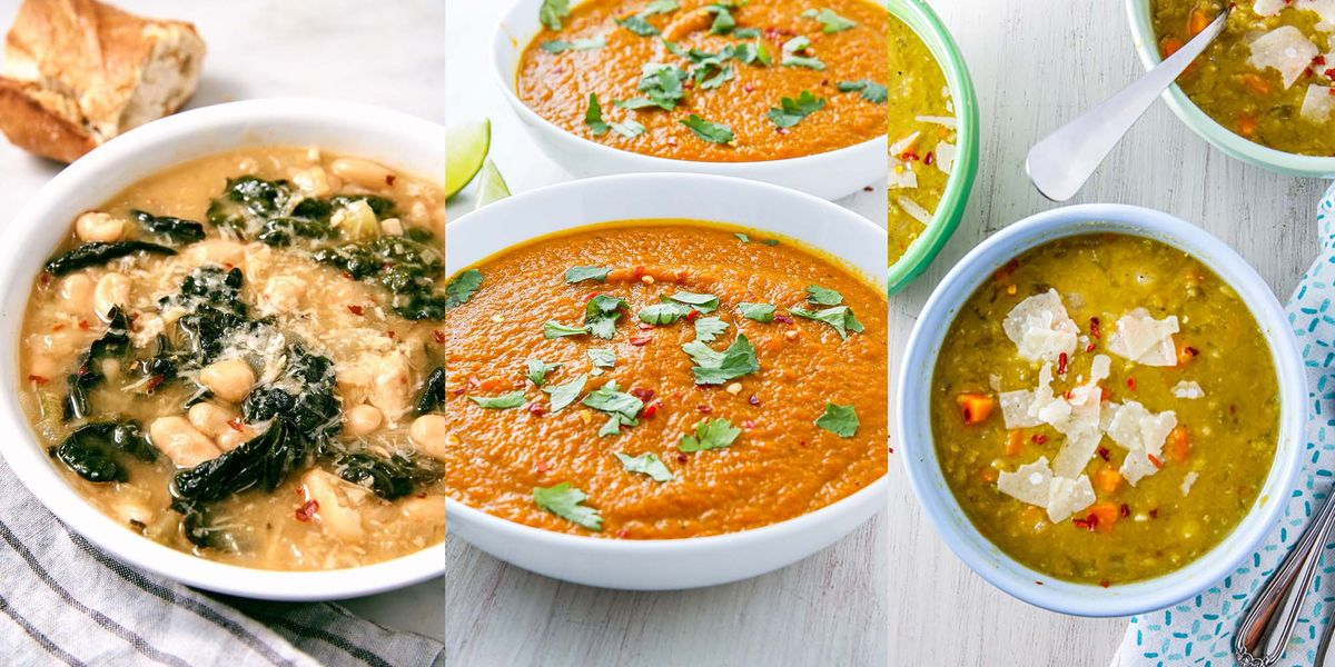 Soups Recipes That Are Beyond Easy To Make And SO Delicious