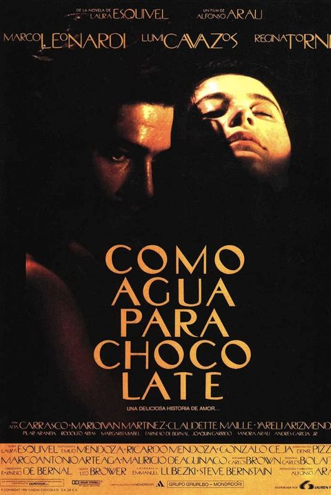 best spanish movies on amazon prime video   'como agua para chocolate' like water for chocolate