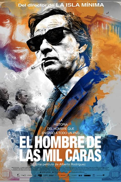 best spanish movies on netflix   el hombre de las mil caras, smoke and mirrors