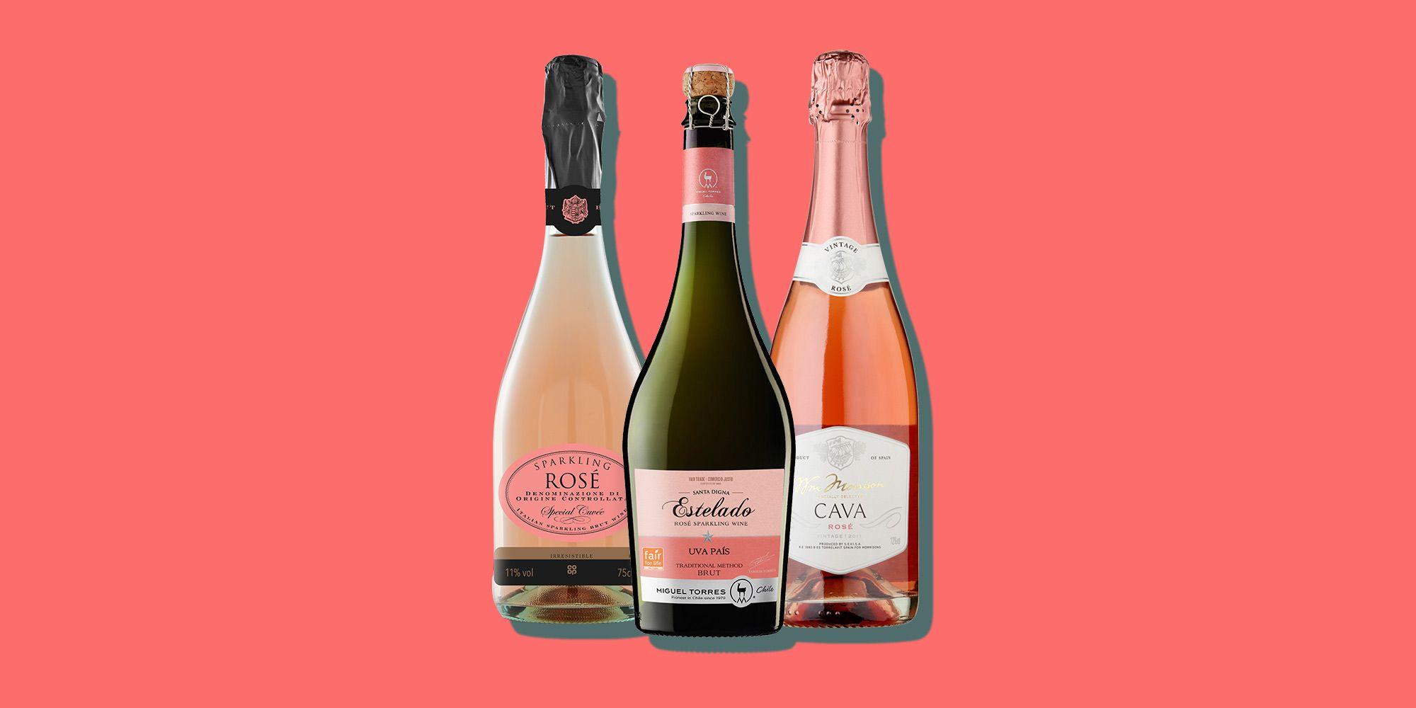 Sparkling rosé to buy