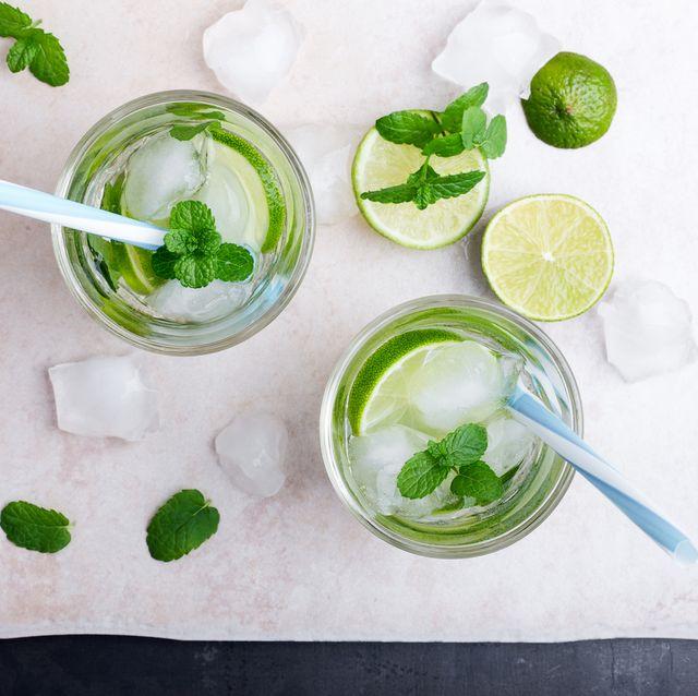 Sparkling Water brands - sparkling water