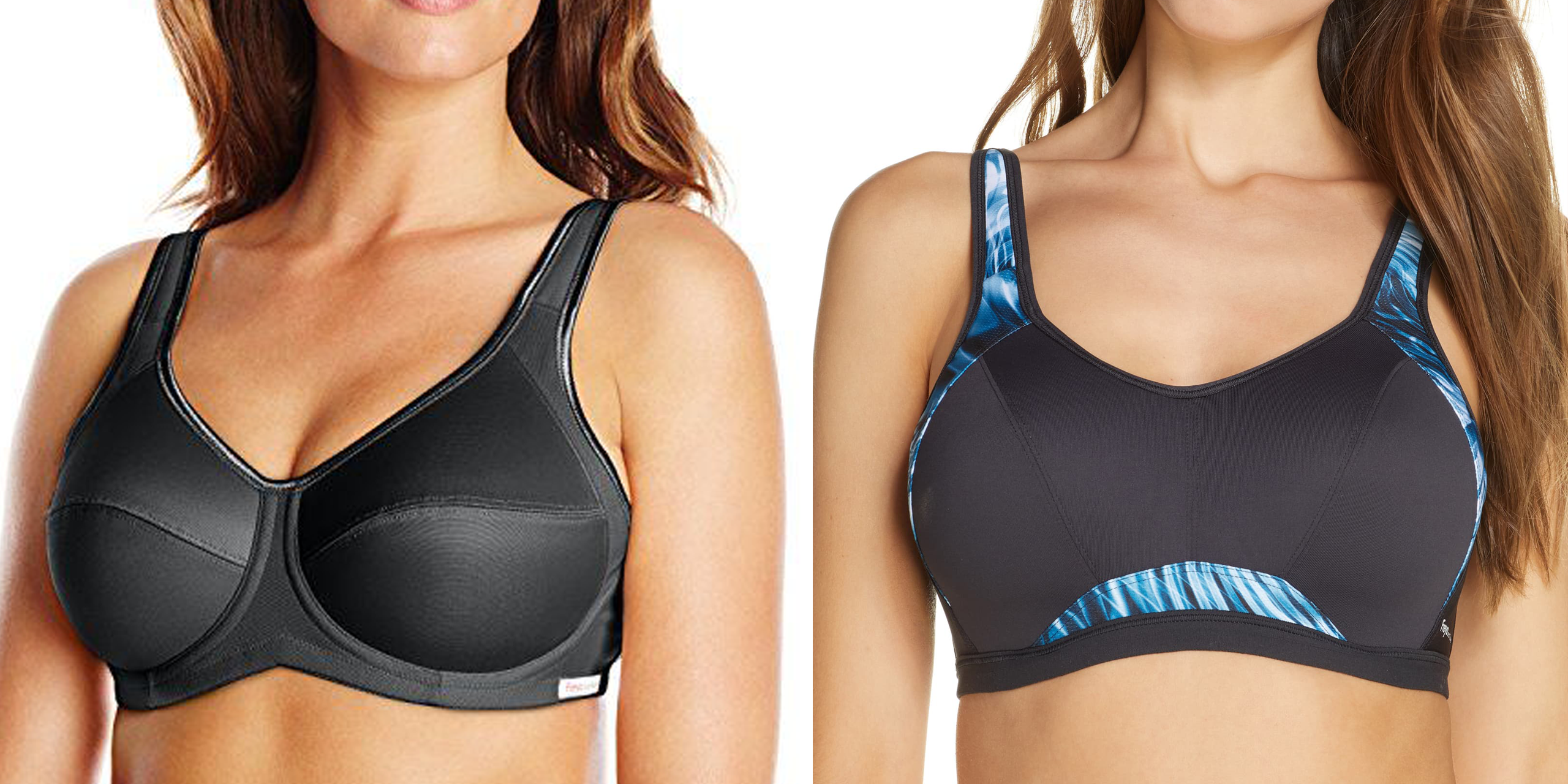 best high impact sports bra for large breasts