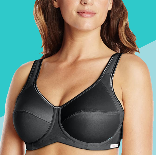 Most supportive nursing bra for large breasts 17 Best Sports Bras For Large Breasts Supportive Sports Bras