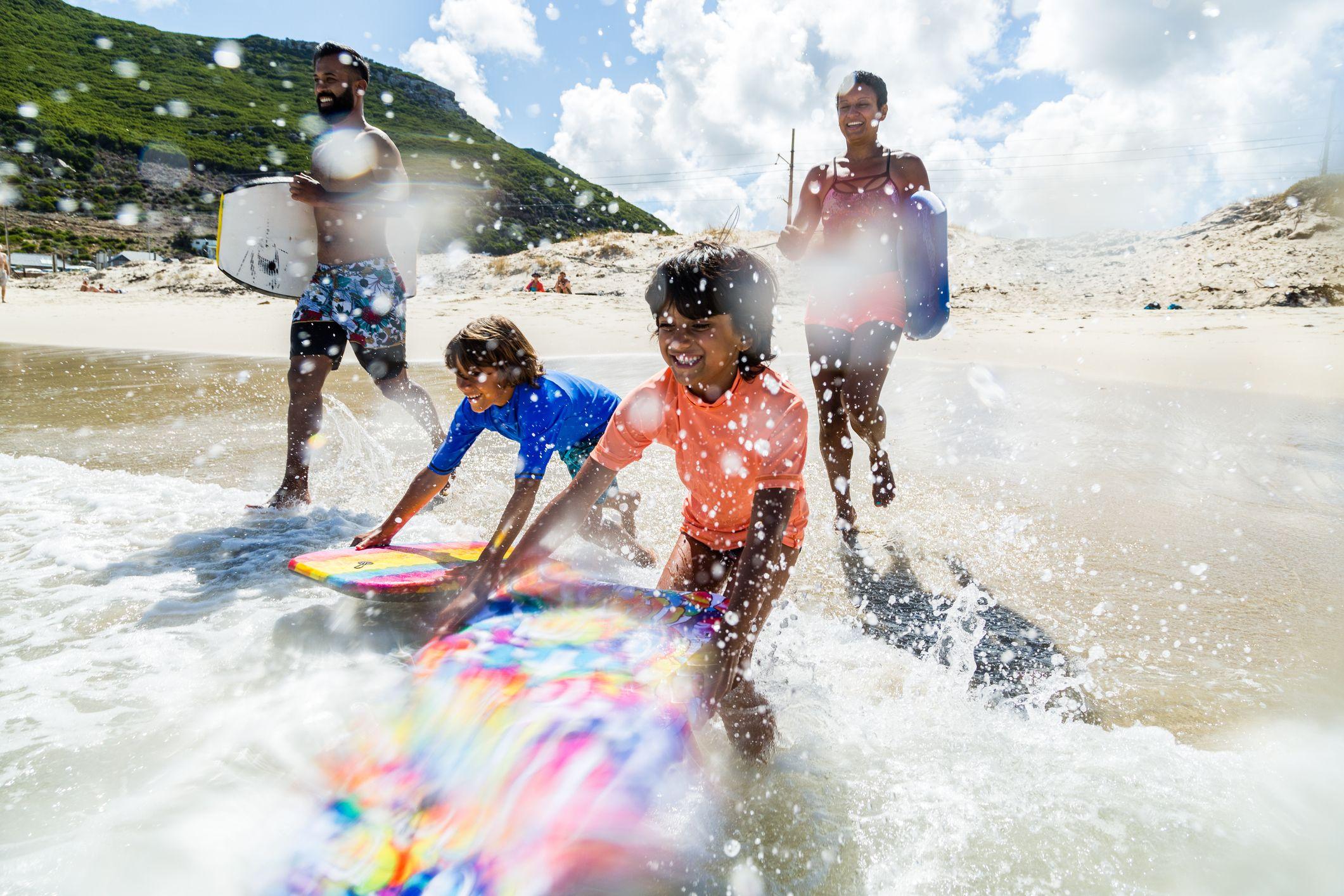 Spring Break Trips for Families 2020
