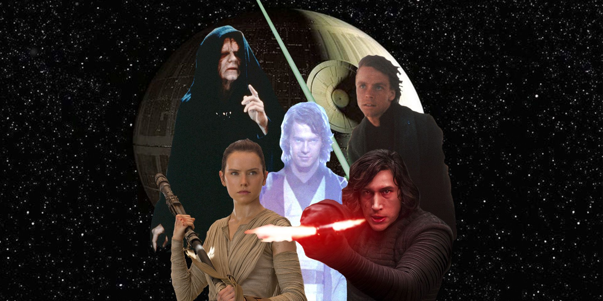 Every Major Star Wars: The Rise Of Skywalker Fan Theory