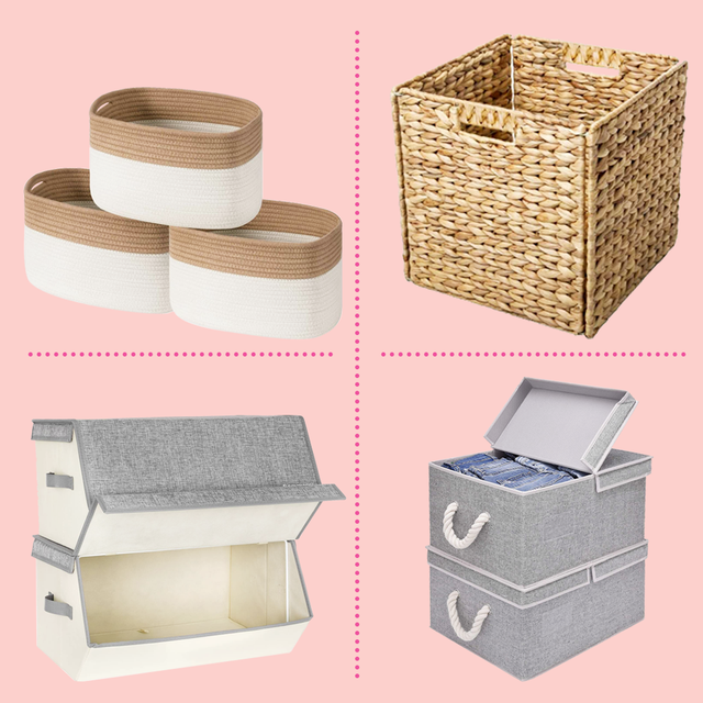 12 of the Best Storage Bins to Make the Most of Your College Dorm