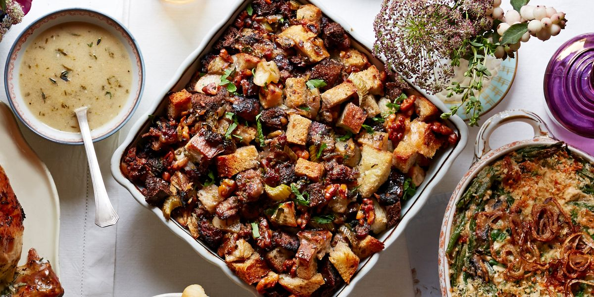 Stuffing vs. Dressing: It Doesn't Matter, So Long As One ...