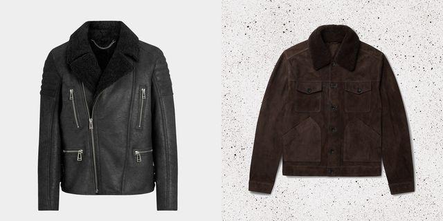 best suede jackets for men 2020