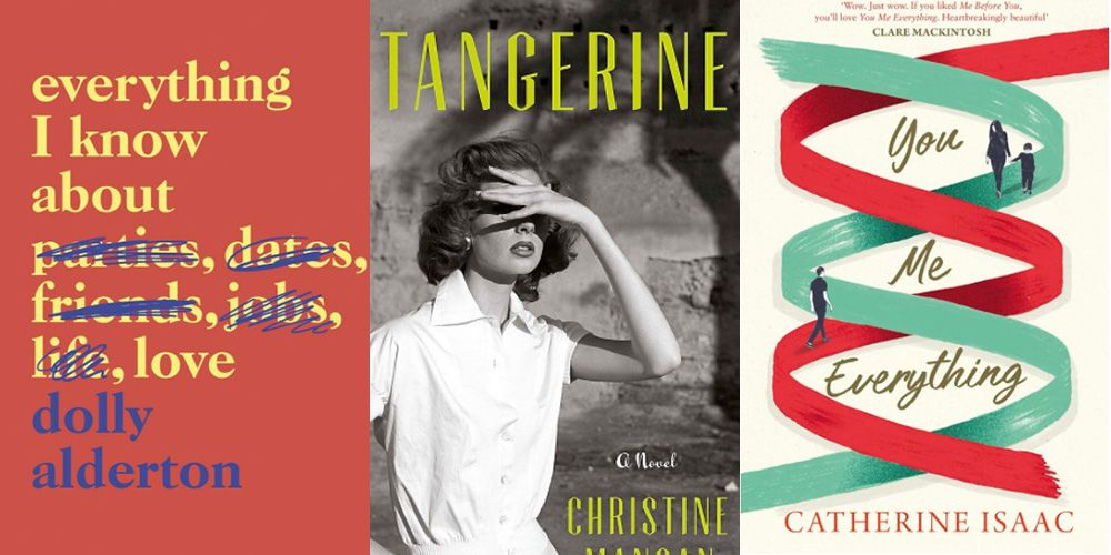 28 books to take on holiday with you this summer