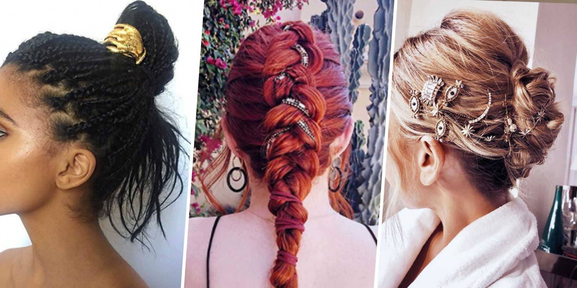 to wear - Hair?hot Braided trend this summer pictures video