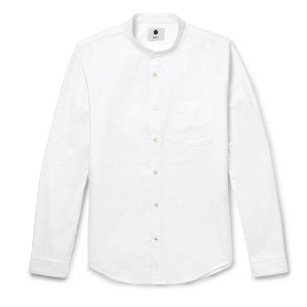 best summer shirts for men nn07grandad collared shirt