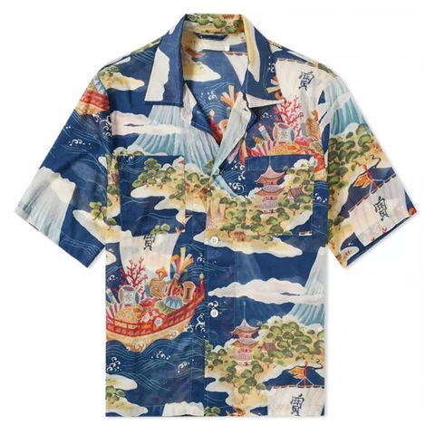best summer shirts for men our legacy Hawaiian shirt