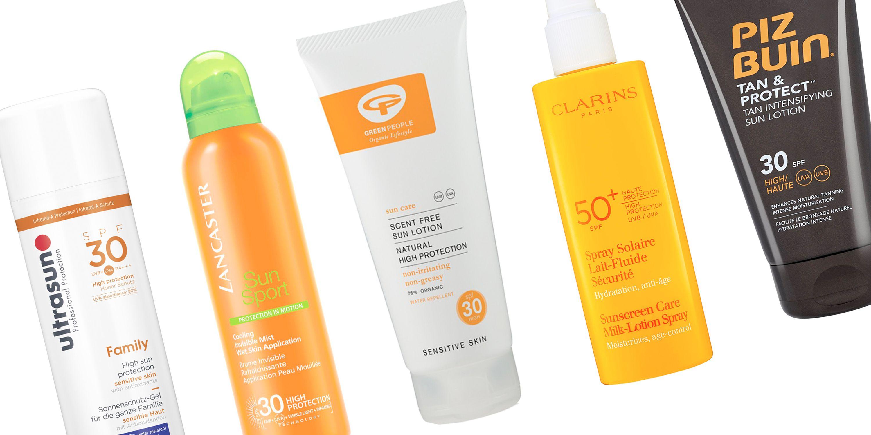 lidl cien sunscreen reviews
