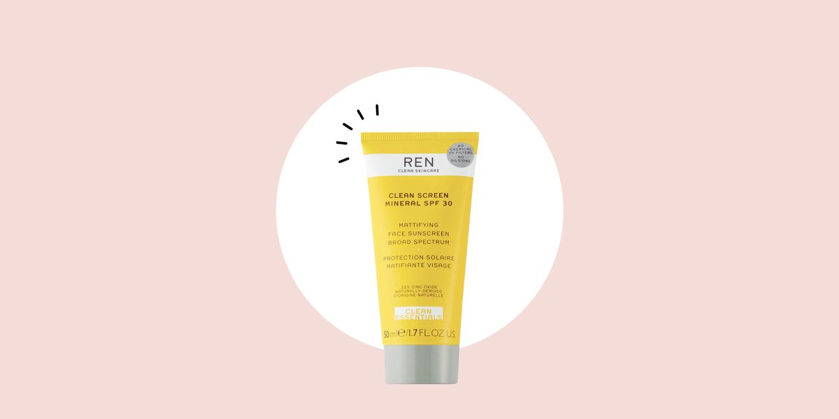 what spf is best for the face