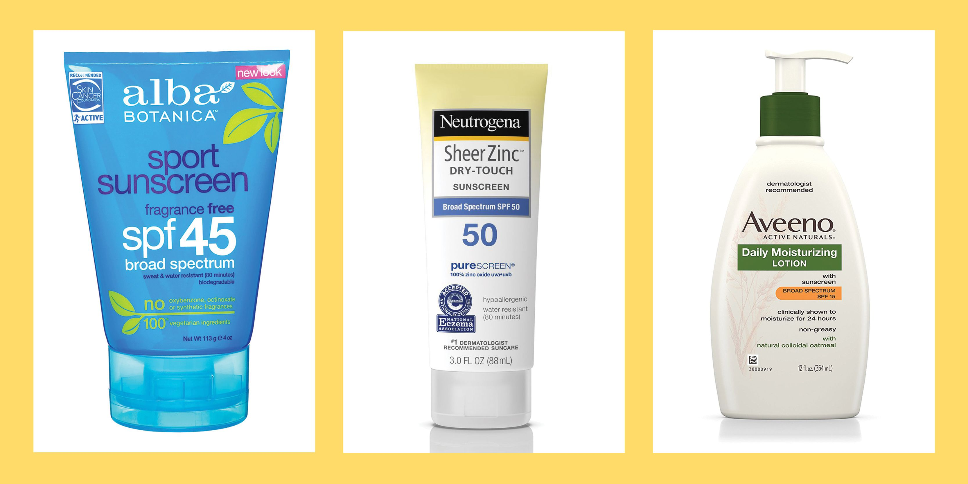 9 Best Sunscreens When Youre Over 40, According To Experts