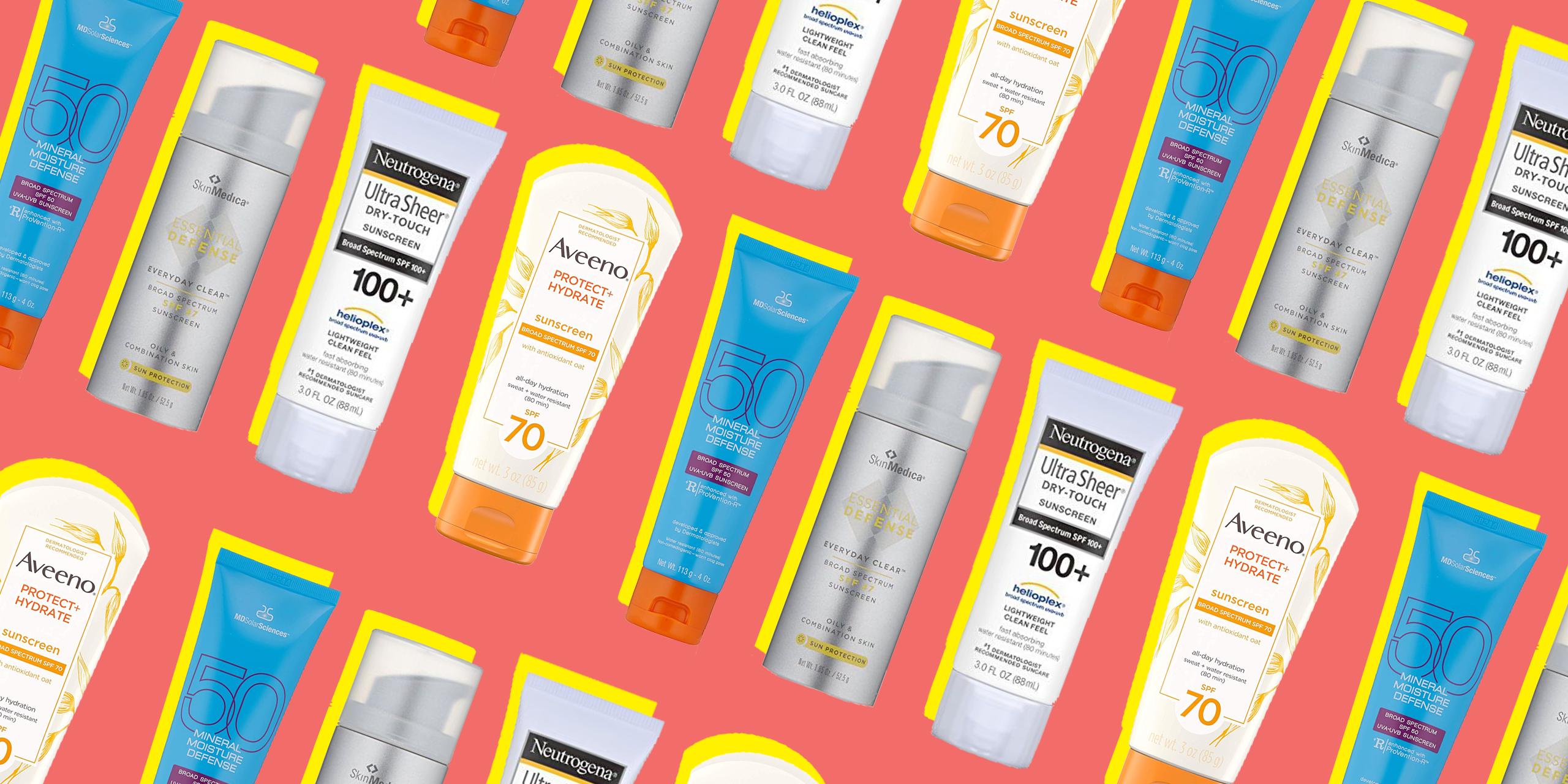 best sunscreens 2019