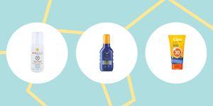 best supermarket sun creams - women's health uk