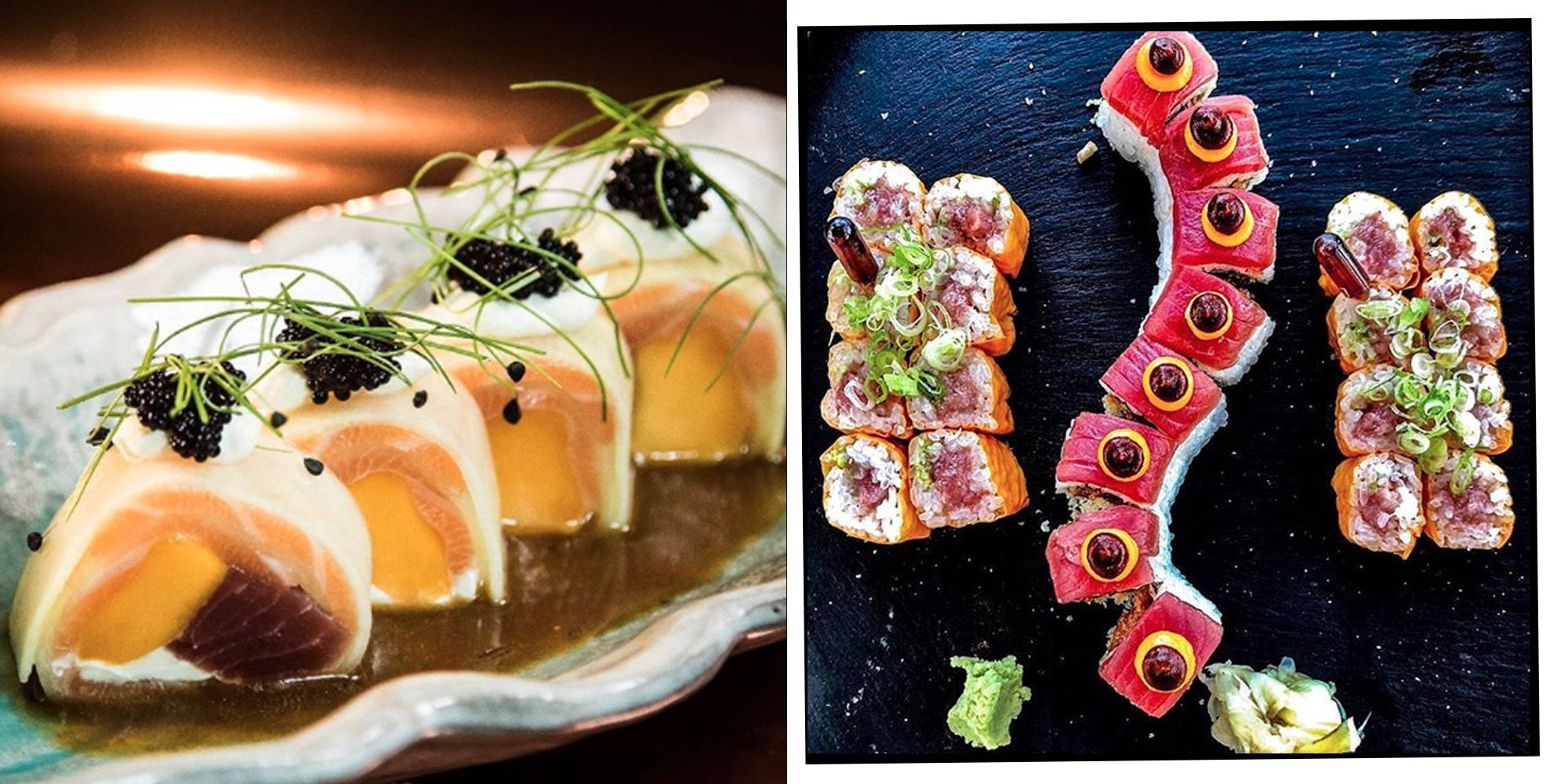 15 Of The Best Sushi Restaurants In London That Will Have You Reaching For The Chopsticks