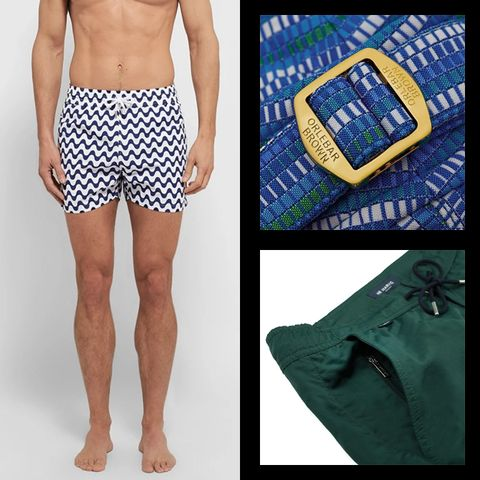 The Best Men's Swimwear Brands On Earth 2020 - esquire.com