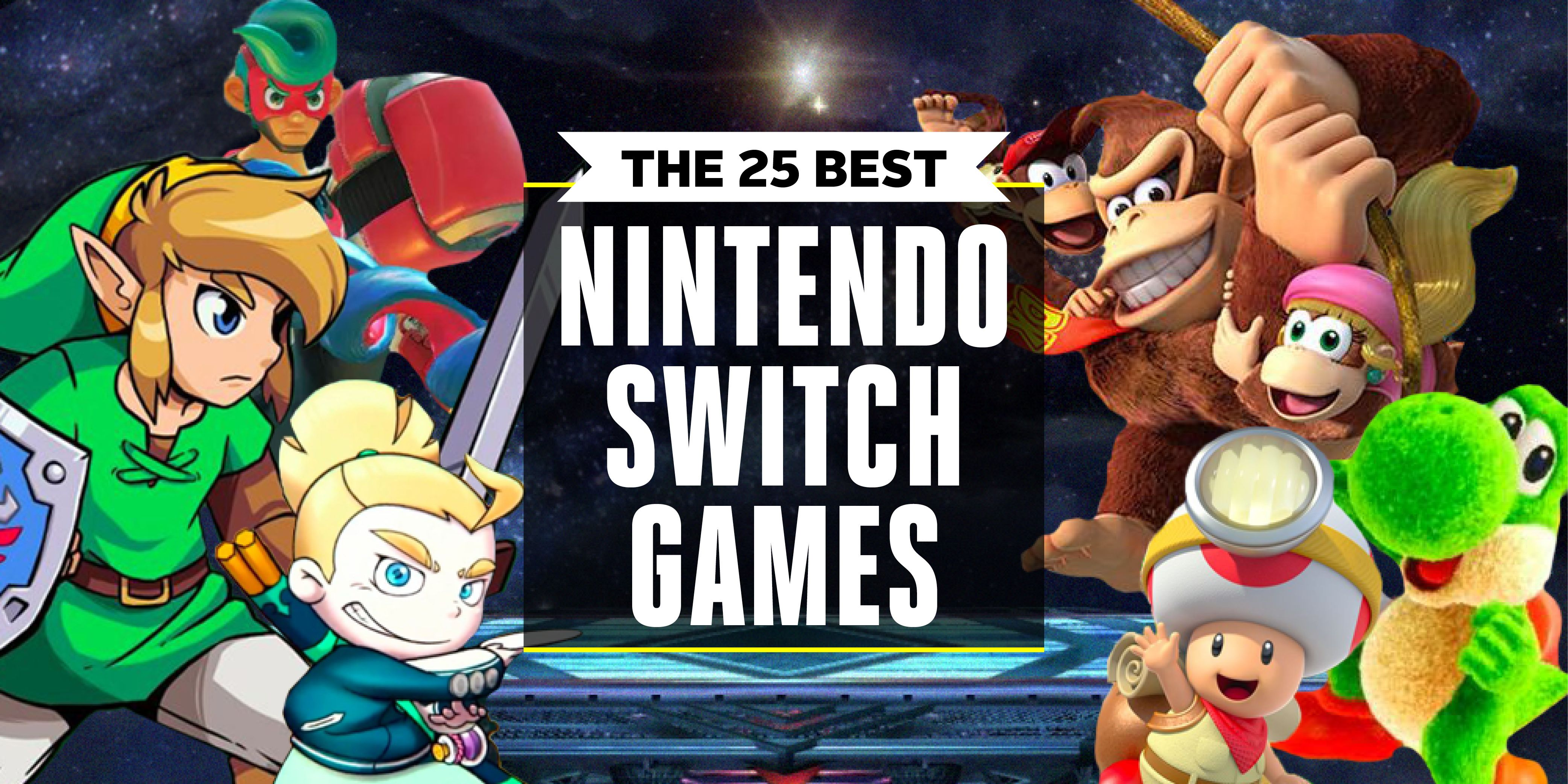 25 Best Nintendo Switch Games 2019 | Nintendo Switch Game Reviews
