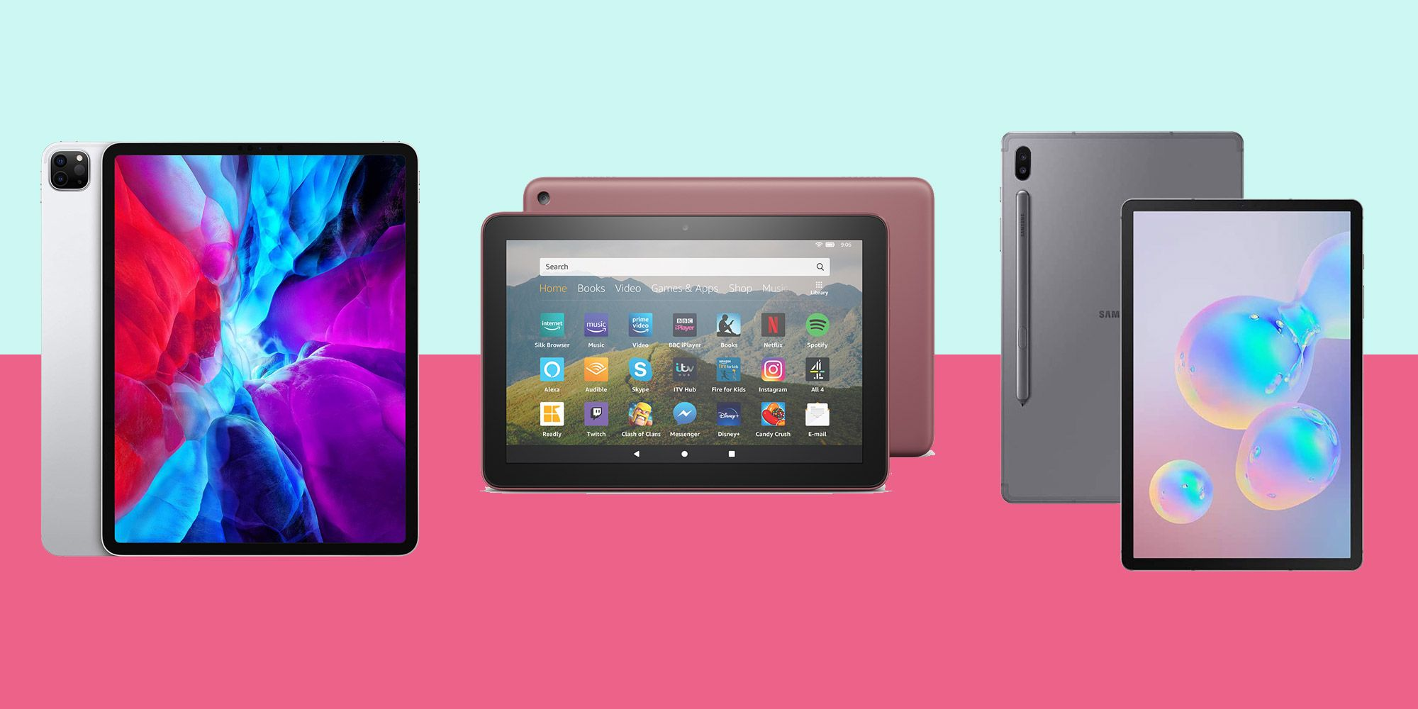 New Window Tablets 2020 Christmas 10 best tablets for 2020, from Apple iPads to Amazon Fire