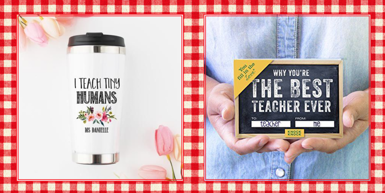 35 Best Teacher Christmas Gifts to Thank Them for All They've Done