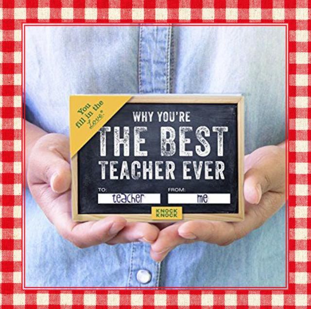 40 Best Teacher Gift Ideas   Present Ideas for Teachers 2020