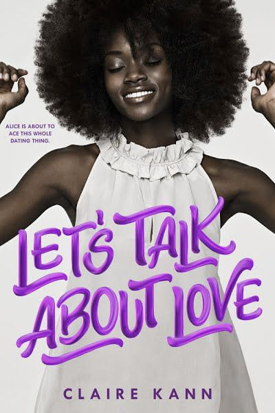 Best Teen Romance Books Let's Talk About Love