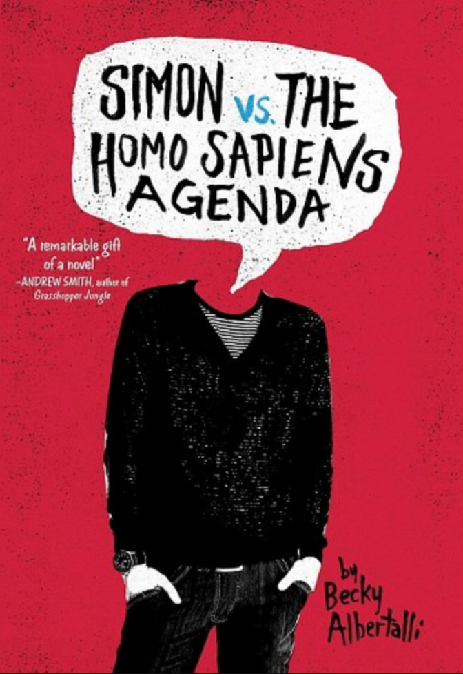 Best Teen Romance Books Simon vs. the Homo Sapiens Agenda