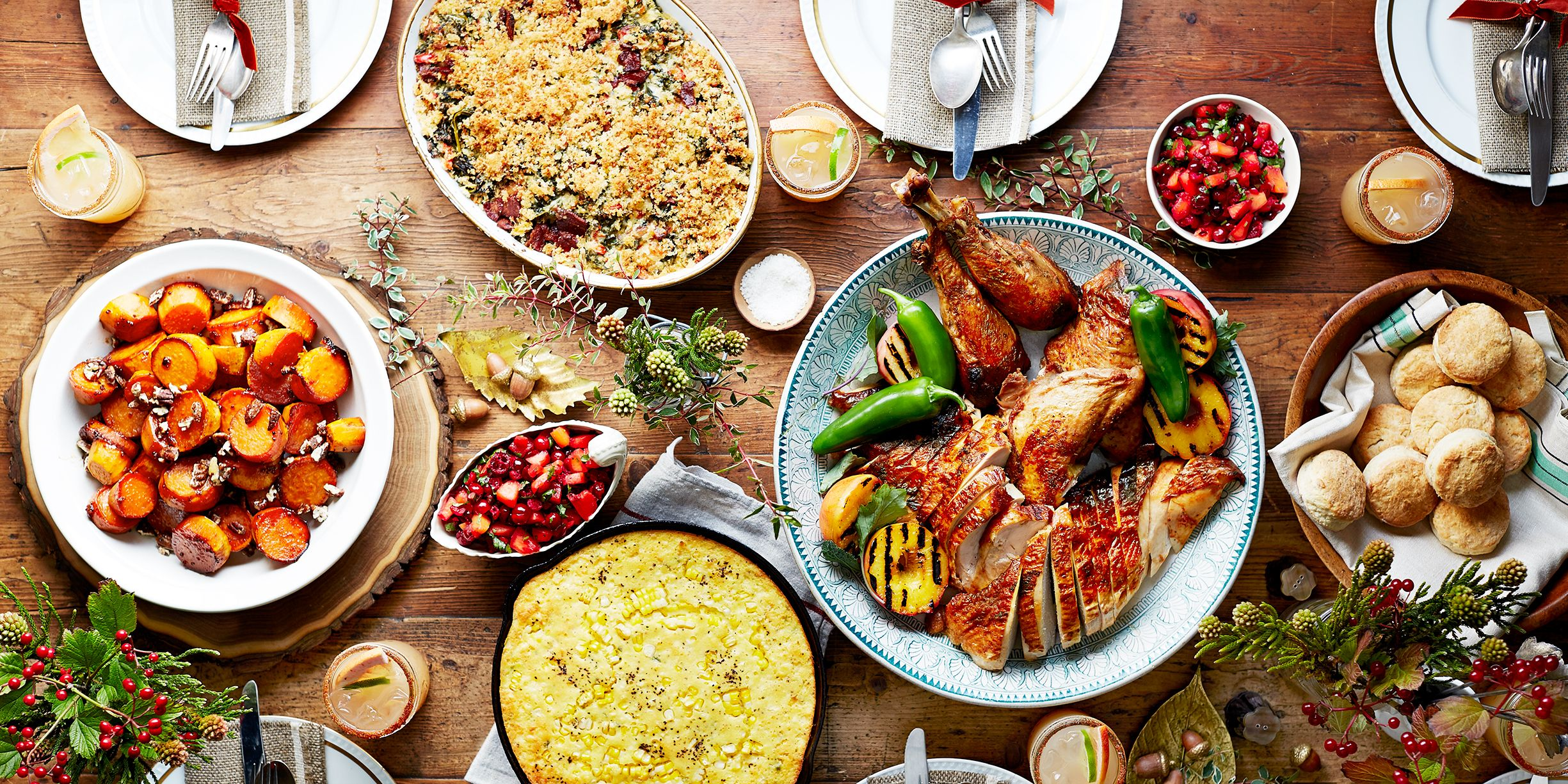 40 Best Thanksgiving Recipes What To Cook For Thanksgiving